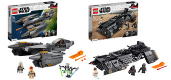 Grievous and Knights of Ren LEGO Starships