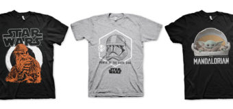 New Star Wars T-Shirts at Mighty Ape