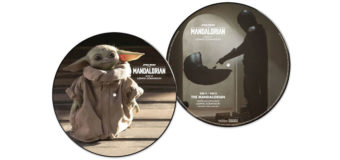 The Mandalorian Limited Edition 10″ Picture Disc