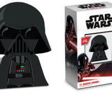 Vader Leads New Chibi Coin Line from NZ Mint