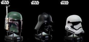 Mini Star Wars Helmet Bluetooth Speakers