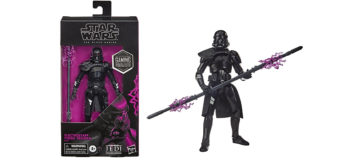 The Black Series Gaming Greats Electrostaff Purge Trooper