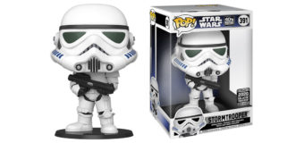 10″ Pop! Vinyl Stormtrooper at EB Games