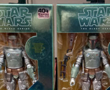 Carbonized TBS6 Boba Fett Figure Discounted at Farmers