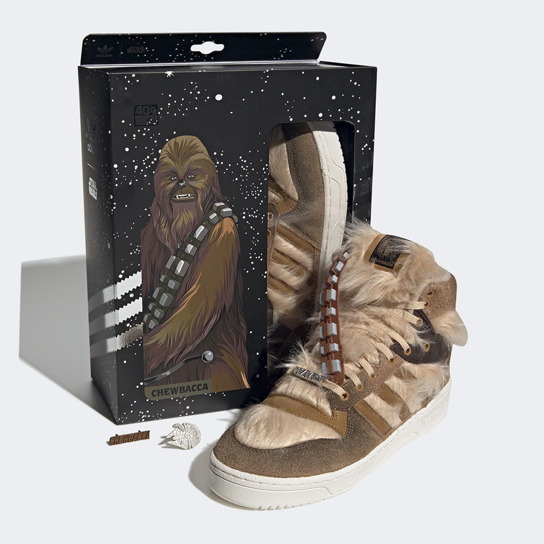 Star Wars Adidas Chewbacca Sneakers