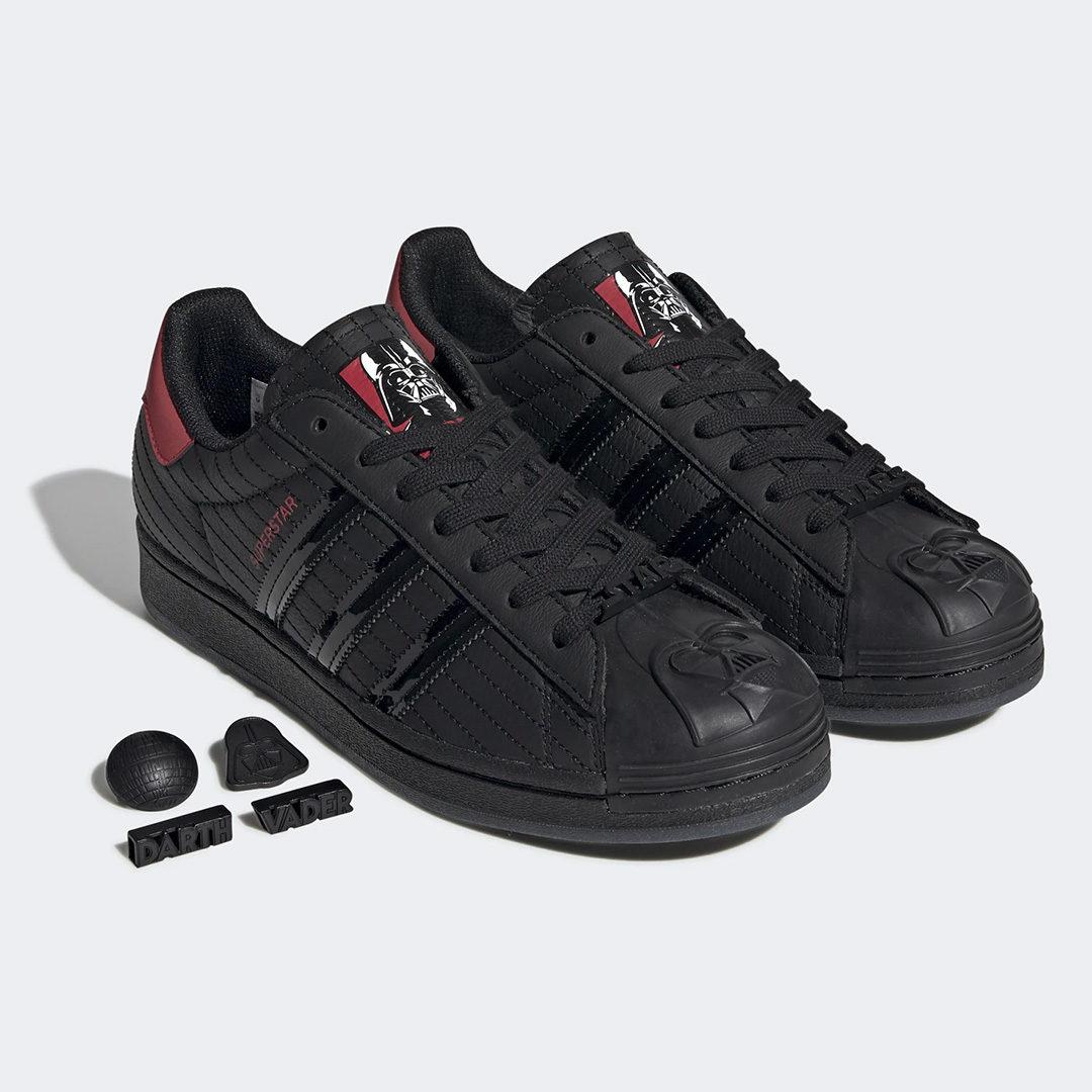 Star Wars Adidas Darth Vader Sneakers