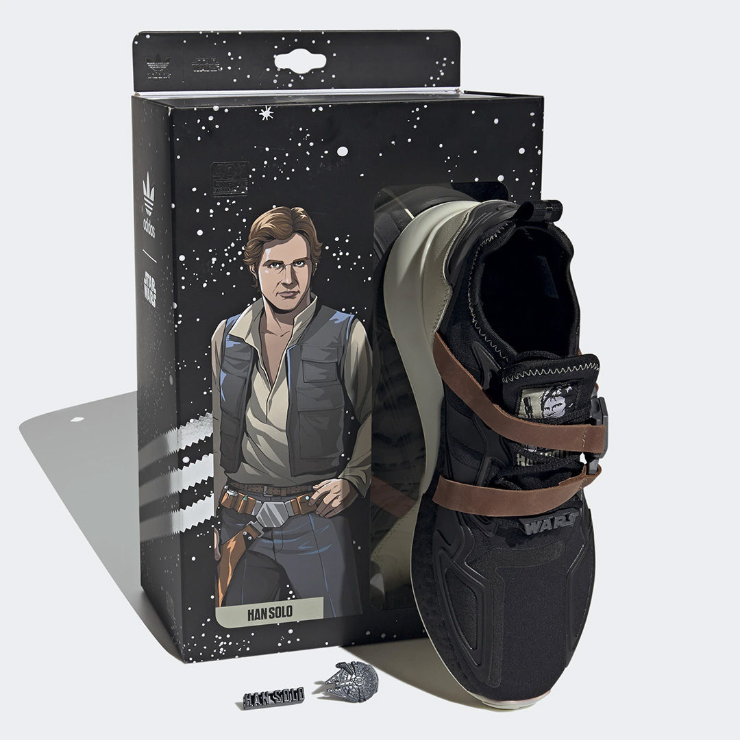 Star Wars Adidas Han Solo Sneakers