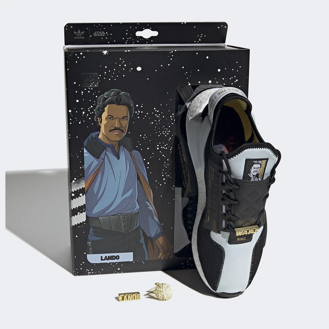 Star Wars Adidas Lando Calrissian Sneakers