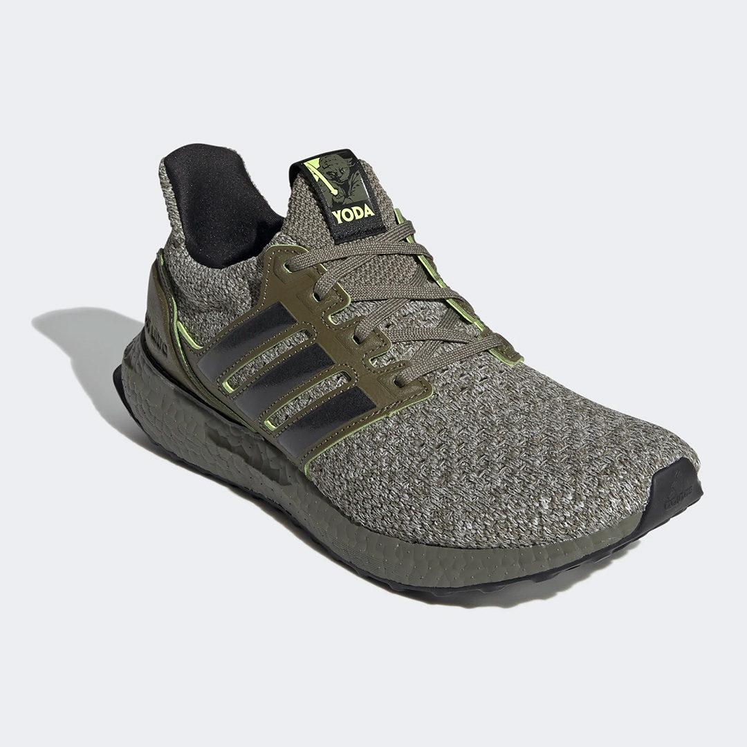 Star Wars Adidas Yoda Sneakers
