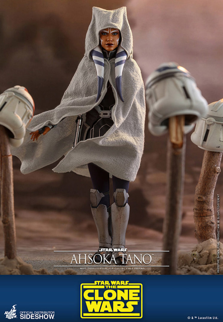 "Where to Buy Hot Toys 12"" Ahsoka Tano Figure"