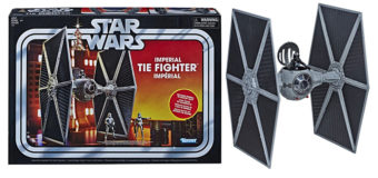 The Vintage Collection TIE Fighter Vehicle at Mighty Ape