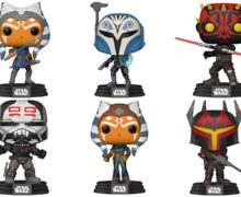 New Clone Wars Pop! Vinyl Figures Up For Preorder