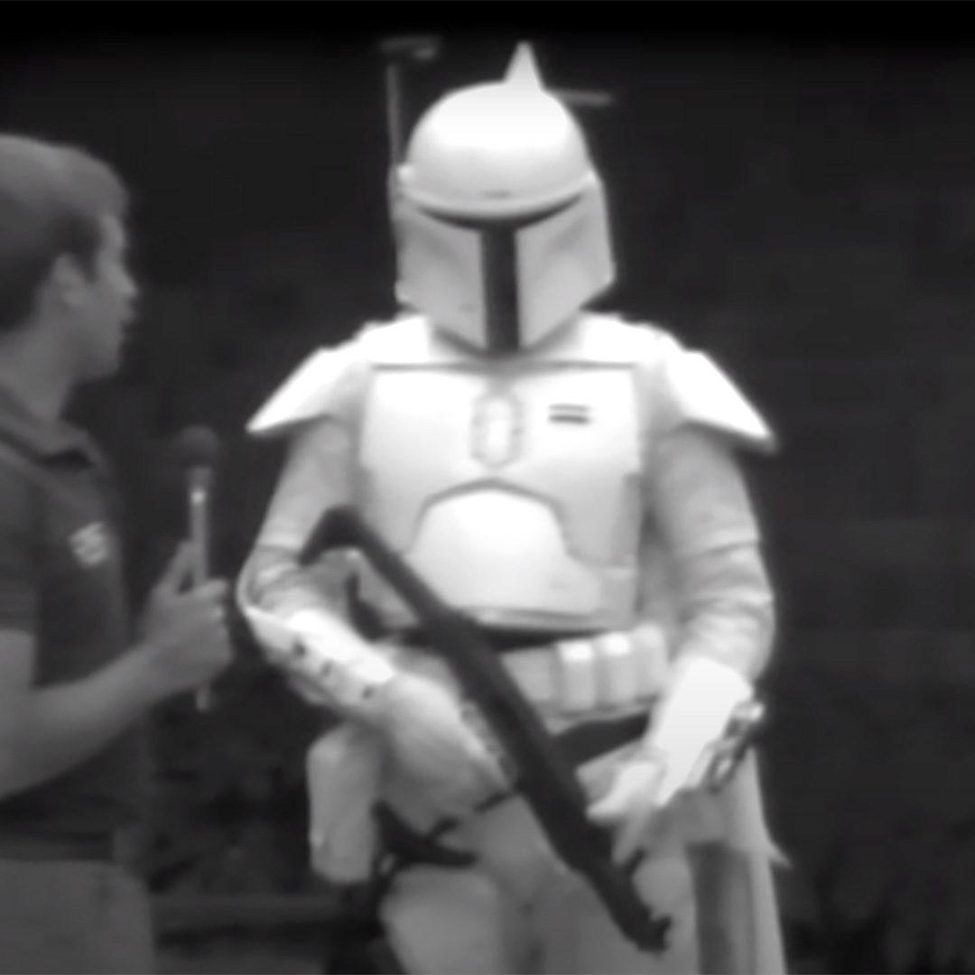 "Duwayne Dunham ""Supertrooper"" Boba Fett costume"
