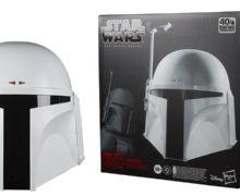 Boba Fett Prototype Black Series Helmet