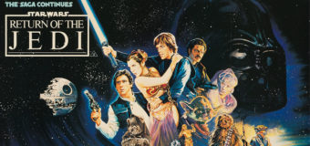 The Return of the Jedi Coming to Theatres