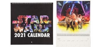 Star Wars 2021 Calendar