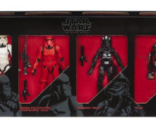 Black Series Imperial Forces 6″ Figure Set Discounted