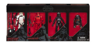 TBS6 Imperial Forces Set at The Warehouse Online