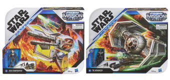 Star wars Mission Fleet Vehicles