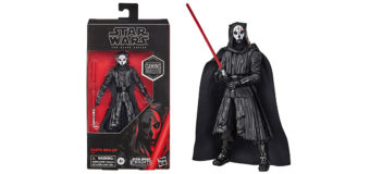 Darth Nihilus TBS6 Gaming Greats Figure Up for Preorder