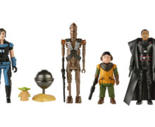 Pre-Order The Mandalorian Retro Figures