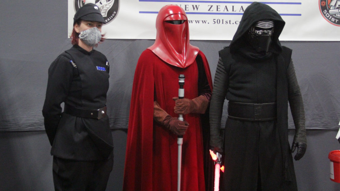 Auckland Armageddon Expo 2020; Star Wars Costumes