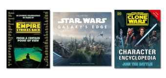 Code for 10% Off Star Wars Books at Book Depository