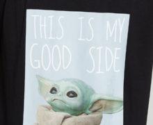 The Child/Baby Yoda T-Shirts at Jay Jays