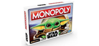 Baby Yoda/The Child Monopoly at Mighty Ape
