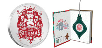 Sithmas 2020 Coin and Gift Case from NZ Mint