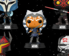 Clone Wars Pop Vinyl Bundle at Pop Stop