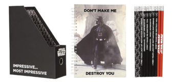 New ESB 40th Anniversary Stationery Exclusive to The Warehouse