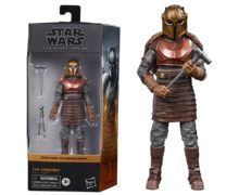 TBS6 The Armorer Figure at Zavvi