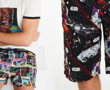 Peter Alexander Men's Star Wars Sleepwear Discounted