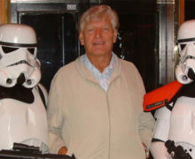 David Prowse, Darth Vader Actor, Passed Away Aged 85