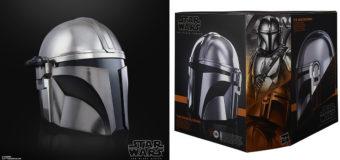 Hasbro Black Series Mandalorian Helmet