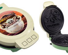 Gift Ideas – The Mandalorian Grogu Waffle Maker