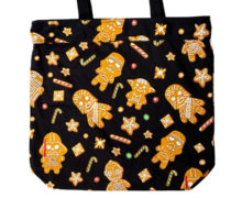 "Star Wars Christmas ""Gingerbead"" Tote Bag at EB Games"