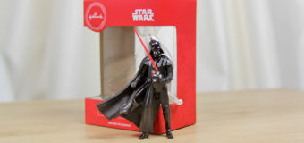 Hallmark Darth Vader Ornament in Supermarkets