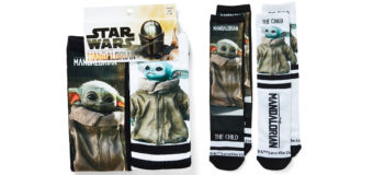Baby Yoda Socks at Jay Jays