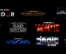 All Star Wars Series & Movie Announcements
