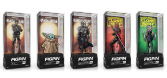 Star Wars Collector Pins by FiGPiN