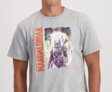 The Mandalorian T-Shirt at The Warehouse