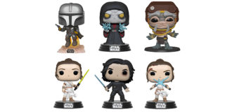 Preorder Funko Fair 2021 Star Wars Pops