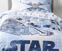 Star Wars Falcon/X-Wing Quilt Cover Set