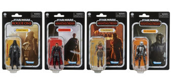 Latest Mandalorian Vintage Collection at Mighty Ape