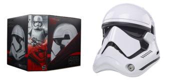 First Order Stormtrooper – Premium Helmet