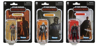 Mandalorian TVC Figures In Stock at Mighty Ape