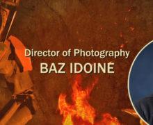 Award-Winning Kiwi Mandalorian Cinematographer – Baz Idoine