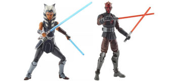 Maul and Ahsoka TVC Preorders